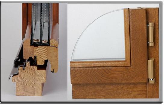 Как правильно ухаживать за деревянными окнами?
