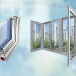 Системы оконной вентиляции помещений