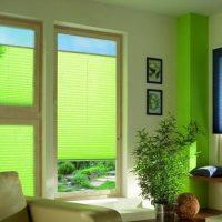 Стиль хай-тек: шторы в интерьере