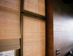 Деревянные жалюзи — украшение вашего интерьера