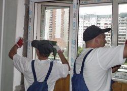 Стоимость установки пластиковых окон