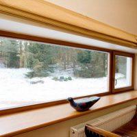 Деревянные окна потеют: что делать?