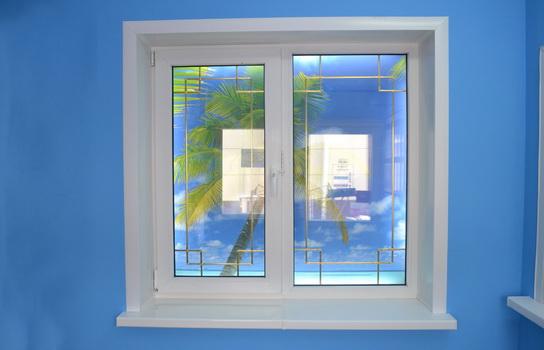 Энергосберегающие пластиковые окна с антибактериальным покрытием